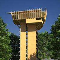 Holzturm Innspitz